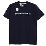 PUMA 男 BMW系列短袖T恤(M) 黑 57277201