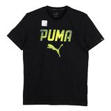 PUMA 男 基本系列REBEL短袖T恤(M) 59306201