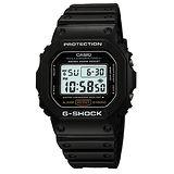 CASIO G-SHOCK 經典電子錶 DW-5600E-1VDF