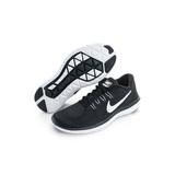 NIKE 女鞋 慢跑鞋 WMNS FLEX 2017 RN 黑白 - 898476001