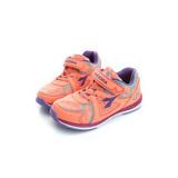 DIADORA 童鞋 慢跑鞋 粉橘 - DA7AKR3872