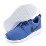 NIKE 大童鞋 經典復古鞋 ROSHE ONE 水藍 - 599728420