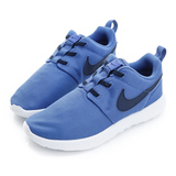 NIKE 童鞋 慢跑鞋 ROSHE ONE 藍黑 - 749428420