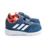 Adidas (童) 慢跑鞋 ALTARUN CF I 深藍白 - BA7429