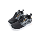 Reebok 童鞋 慢跑鞋 FURYLITE GRAPHIC 黑白 - BD2432