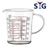 SYG精緻耐熱量杯500cc-BMG500