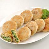 【禎祥食品】蔥肉餡餅 (10片)