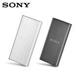 SONY 128GB SSD USB 3.1髮絲紋隨身碟(SL-BG1)
