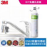 (福利品)3M DIY簡易型DS02限量特惠組