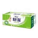 【舒潔】棉柔舒適抽取式衛生紙(110抽x60包)/箱 加贈春風旅行御守100抽x2包