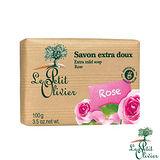 法國小橄欖樹 傳統草本保濕香皂 - 玫瑰花 (100gx2)