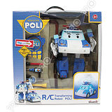 【UP101】POLI 10吋 變形遙控波力/波力 救援小英雄/遙控車/可變形/(RB83185)