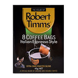 買一送一 Robert Timms義式濾袋咖啡 45G