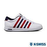 K-Swiss Court Pro S CMF運動休閒鞋-女-白/藍/紅