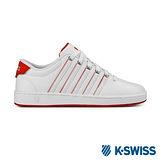 K-Swiss Court Pro II SP CMF休閒運動鞋-女-白/紅