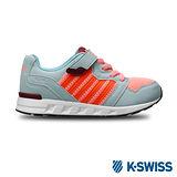 K-Swiss Truxton KD 05休閒運動鞋-粉藍/橘