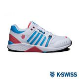 K-Swiss Si-18 Trainer III休閒運動鞋-女-白/藍/玫紅