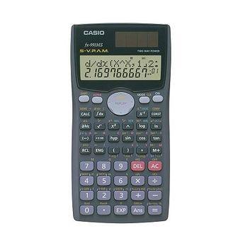 CASIO卡西歐 CASIO卡西歐?雙電源2行顯示標準型工程計算機-- FX-991MS