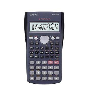 CASIO卡西歐 CASIO卡西歐?2行顯示標準型工程計算機-- FX-350MS