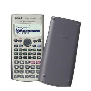 CASIO卡西歐 CASIO卡西歐?財務型工程計算機-- FC-100V