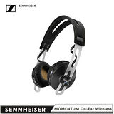 【福利品】Sennheiser Momentum On-Ear Wireless 藍芽耳罩耳機-黑