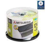三菱 MITSUBISHI 日本限定版 DVD-R 4.7GB 16X 珍珠白滿版可噴墨燒錄片100片