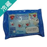 笑牛迷你乾酪(藍) 78G/盒