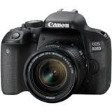 Canon EOS 800D 18-55mm F4-5.6 IS STM(公司貨)-送32G記憶卡+減壓背帶+拭鏡筆+吹球清潔液拭淨布組