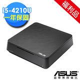 (超值福利品) ASUS華碩 VIVO VC62B【DIY-無系統】i5-4210U 迷你電腦(421000A)