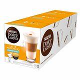 雀巢 NESCAFE 無糖拿鐵咖啡膠囊(3盒組,共48顆)(Latte Macchiato Unsweetened)