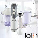 【福利品】歌林4件式電動食物料理棒KJE-MN208