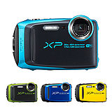 FUJIFILM FinePix XP120 (公司貨).-加送32G記憶卡+專用電池+原廠包+清潔組+保護貼+讀卡機+小腳架