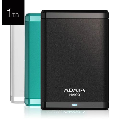 ADATA 威剛 HV100 1TB USB3.0 2.5吋 行動 外接硬碟