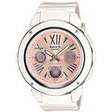 【CASIO】BABY-G 時尚羅馬經典時刻腕錶(BGA-152-7B2)