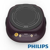 PHILIPS 飛利浦 不挑鍋黑晶爐 HD4988