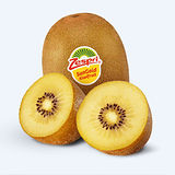 【台北濱江】ZESPRI紐西蘭進口黃金SunGold奇異果16顆(約1.9Kg/盒)