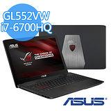 (福利品) ASUS GL552VW 15.6吋FHD/i7-6700HQ/1TB+128G SSD/GTX960M 2G獨顯/WIN10 電競筆電