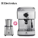 特促(贈磨豆機ECG3003S)【Electrolux 伊萊克斯】經典義式濃縮咖啡機 EES200E
