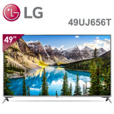 LG 樂金 49吋 4K UHD 液晶電視 49UJ656T (含基本安裝)