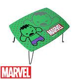 【MARVEL】漫威授權 綠巨人浩克木製 矮桌 筆電桌 和室桌 摺疊桌 茶几桌 (台灣製正版授權)