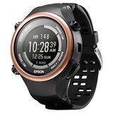 Epson PULSENSE PS-600 心率有氧教練腕錶 加送3C隨身收納袋