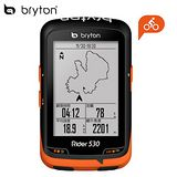 Bryton Rider 530E 中文無線連網自行車導航記錄器 (含 F-Mount 延伸座)