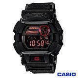 CASIO卡西歐 G-SHOCK 炫彩酷風強力雙顯運動腕錶 GD-400-1