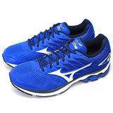 Mizuno 男 RIDER 男慢跑鞋WAVE RIDER 20 美津濃 慢跑鞋- J1GC170304