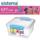 【sistema】紐西蘭進口粉彩保鮮盒1.2L(四色隨機)