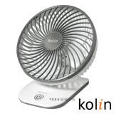 歌林kolin-6吋USB行動DC桌扇(KFC-MN609B)