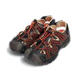 (男) DIADORA 排水護趾涼鞋 卡其 男鞋 鞋全家福