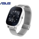 (福利品) ASUS ZenWatch 2 優雅銀鍊 (小錶)