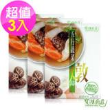 【寶湖廚莊】健康素食養生餐 五行蔬菜燉湯3入(350g/包)