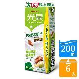 光泉珍穀堅果牛乳200ml*6